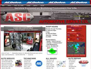 ASC Automotive Service Company